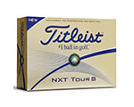 Titleist NXT Tour S 2016 (Pack Of 12)